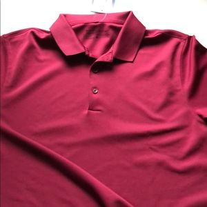 480896459 Nike Shirts - Nike Golf Maroon Dri Fit Polo Style 725518